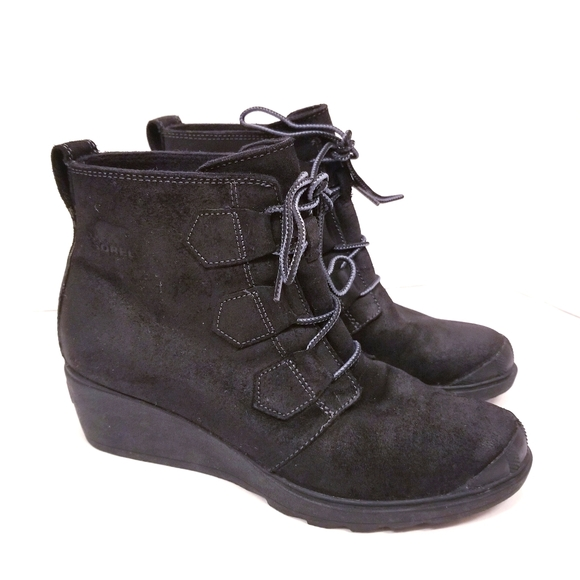 Sorel Toronto Waterproof Lace-Up Boots